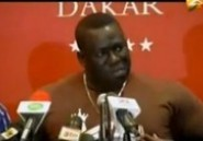 (Vidéo) Conférence de presse de Yékini