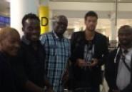 L'Image du jour : Ballack et Cissé à Accra pour le match de charité d'Essien