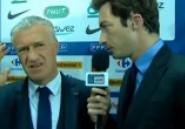 Didier Deschamps : très énervé après le fiasco des Bleus contre le Brésil !