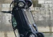 Une voiture tombe d'un pont à Kairouan : Une personne décédée et 4 autres blessées