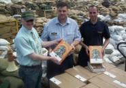 2 tonnes dattes tunisiennes aux victimes des inondations en Allemagne