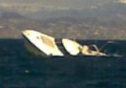 Naufrage d'un yacht français au large de Monastir