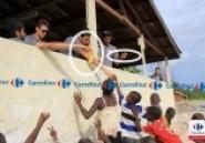 Tunisie: Une banane amène la fédération de foot et un sponsor en justice !