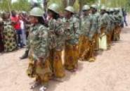 Garnison de Dédougou : 11 couples régularisent leur situation matrimoniale