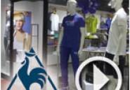 En vidéo : Ouverture de la boutique le Coq Sportif à El Menzah VI