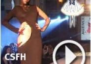 Acropolium de Carthage : Défilé de mode de CSFH la Goulette en partenariat avec JICA