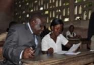 Retour de Bacongo Cissé à l'Université Houphouët-Boigny sous forte escorte policière après son lynchage manqué (APA)