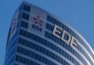 EDF inaugure une un projet d'énergie photovoltaïque en Israël