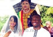 Le milieu de terrain des Aigles du Mali et de Lens a quitté hier le célibat : Samba Sow et Sara Gariko désormais unis pour le meilleur et pour l'éternité