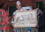 Burkina – Luxembourg : Yann Nachtman honoré pour services rendus