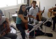 Tunisie-Musique : Fête de l'école de guitare Django Reihardt