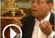 Moncef Marzouki : La loi sur l'immunisation n'a plus aucun sens dans le contexte actuel