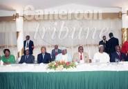 Les parlementaires du Commonwealth à l'honneur à l'Assemblée nationale