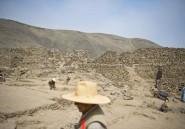 Pérou: destruction d'une pyramide vieille de 5.000 ans