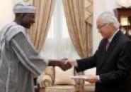 L'Ambassadeur Oubida a présenté ses Lettres de Créance au Président de la République de Singapour