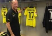 Dortmund: Aubameyang connait sa place dans le vestiaire !