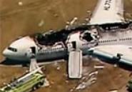 Crash d'un Boeing 777 lors de l'atterrissage à l'aéroport de San Fransisco