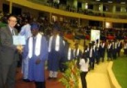 Sortie de promotion à 2IE : 526 diplômés prêts à servir la cause du développement