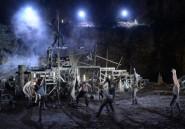 Festival d'Avignon: Shéda, pièce fleuve de Dieudonné Niangouna