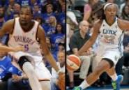 Basket-ball : Kevin Durant bientôt marié avec une joueuse de la WBNA