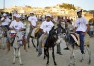 """Maroc Insolite : le """"FestiBaz"""" ou l'élection du plus bel âne du Maroc !"""