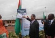 Cinquantenaire de l'OUA-UA : À Bobo-Dioulasso, le Burkina donne une Place à l'Union Africaine