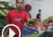 En vidéo et photos : Les prix du point de vente du producteur au consommateur à Moncef Bey