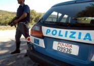 Un dangereux boss de la mafia tombe dans les filets de la police