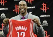 NBA : Howard le ''Rocketman'' de Houston présenté