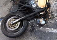 Route Tunis-La Marsa: un grave accident de moto fait 2 morts