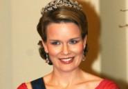 Mathilde, future reine et atout charme de la monarchie belge