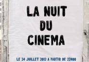 Culture: ''La nuit du cinéma'' le 24 juillet à La Marsa