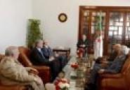 Abdelaziz Bouteflika de retour en Algérie pour sa convalescence