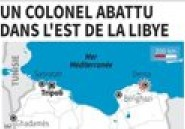 Un colonel tué par balles à Derna dans l'est de la Libye