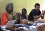 Smokey et Sam's K Le Jah veulent passer « le coup de balai dont le Faso a tant besoin »