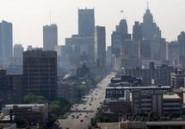 Detroit en faillite: la fin d'un mythe américain déjà bien écorné