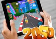 Tunis 2050 lance son jeu android et kinect chez Carrefour