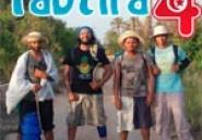 4 amis découvrent 24 plages de Zarzis à Tabarka à pied
