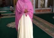 Fez: Aïda Samb au mausolée de Cheikh Ahmed Tidiane Cherif