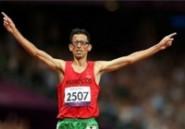 Mondiaux handisport (marathon T12): El Amine Chentouf remporte la médaille d'or