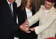 Samira Said célèbre la fête du Trône à l'ambassade du Maroc au Caire