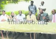 Yacouba Katilé lors du meeting géant du Syntade :  «Le temps de la recréation et de la diversion est terminé»