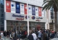 Tunisie en crise : Attentat déjoué à Carrefour Market La Fayette à Tunis