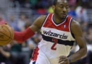 NBA : 5 ans de plus et 80 millions de dollars pour John Wall à Washington – Vidéo-