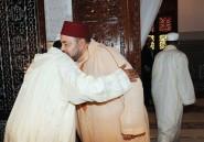 Le Roi reçoit les parents des enfants victimes du criminel Daniel Galvan Fina