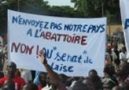 Burkina Faso : Le désespoir et la peur