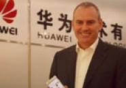 Huawei nomme Colin Giles nouveau vice-président exécutif du groupe