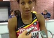 Nafissatou Thiam, athlète belge :