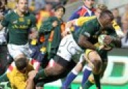 Rugby: l'Afrique du Sud va remettre en vigueur ses quotas ethniques
