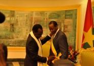 Tournée sous-régionale du président Dioncounda Traoré : les medailles et les messages du mali reconnaissant